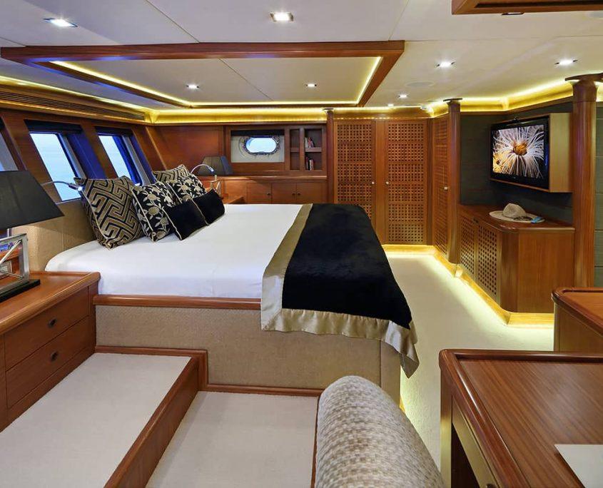 DAIMA Master cabin