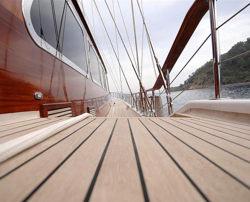 HIC SALTA Side deck
