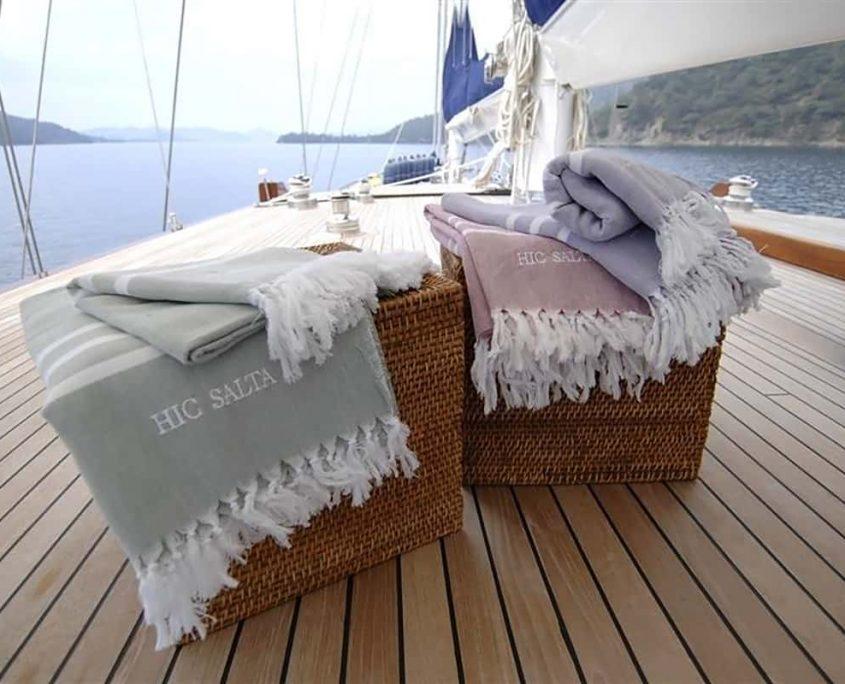 HIC SALTA Towels