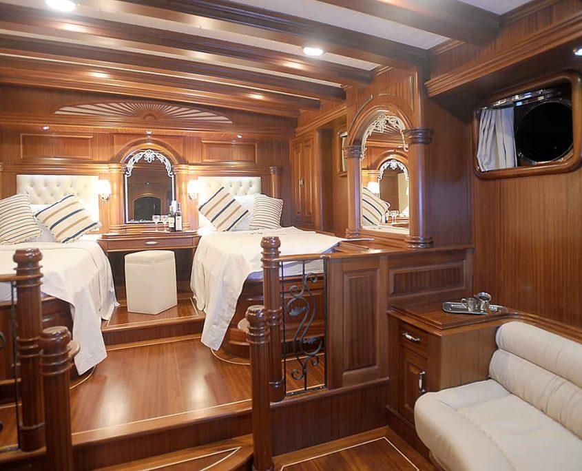 MARE NOSTRUM Twin cabin