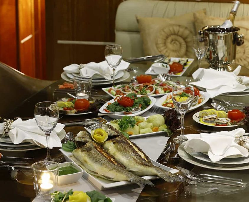 SILVER MOON Dinner