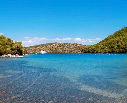Bodrum Cennet Cove