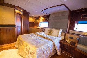 NEVRA QUEEN Master cabin