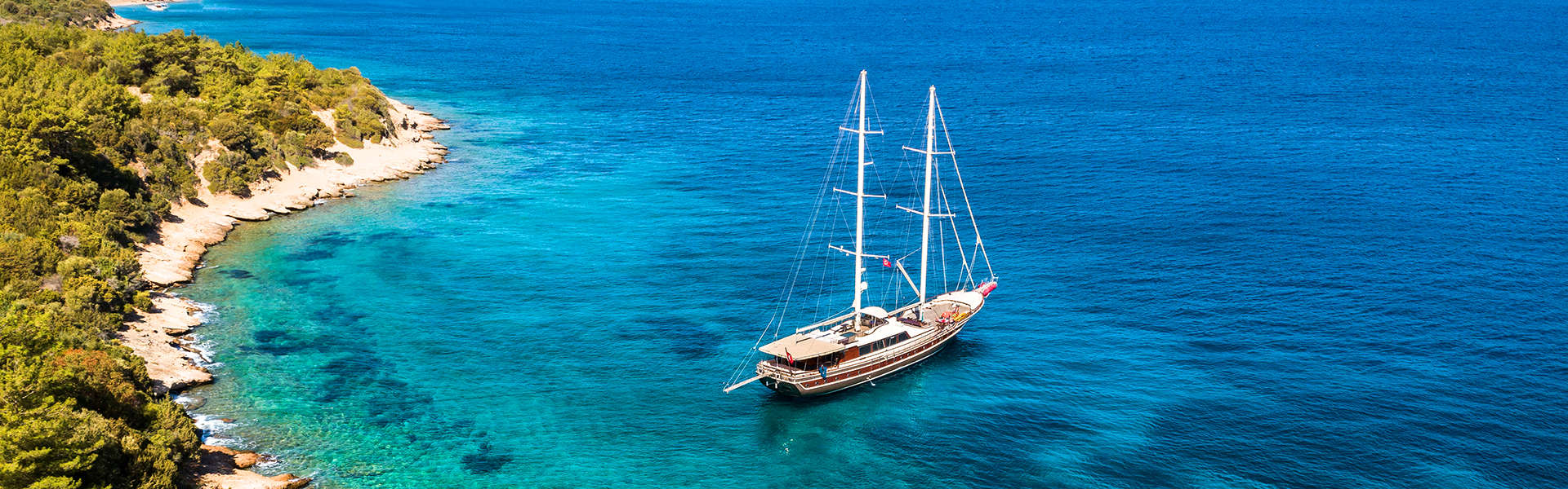 LUXURY BLUE CRUISE IN TURKEY - Header image