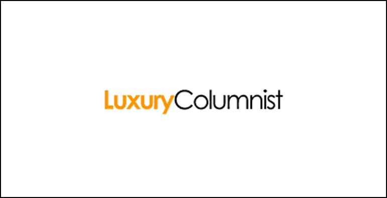 Luxury columnist