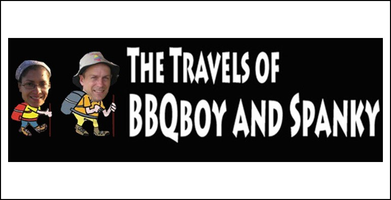 the travels of bbqboy and spanky